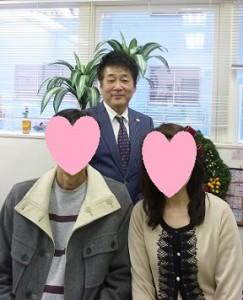 成婚齋藤&島田