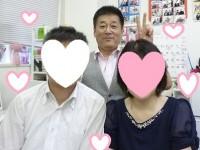 貴志さん成婚1